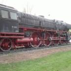 Lok 01.220 in Treuchtlingen