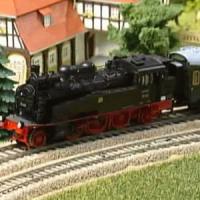Die Modelleisenbahn von Hobbytrain