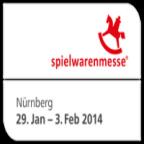 Spielwarenmesse Nürnberg 2014